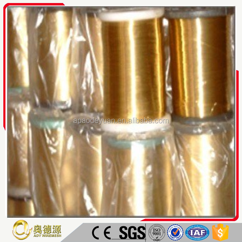 Direct manufacture Brass wire / copper wire