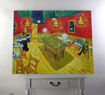 Van Gogh reproduction Hand Painted Oil Painting