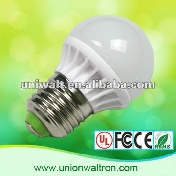 3w round led globes light bulb with 2yrs warranty, 240lm