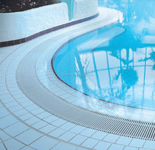 First Choice Cheap Prices Devorative blue glazed ceramic Swimming pool tile