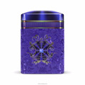 Luxury nice velvet coating featured packing tin cans
