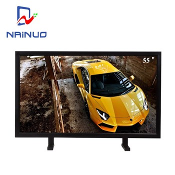 55 inch 300cd luminosity industrial cctv led monitor manufacturer