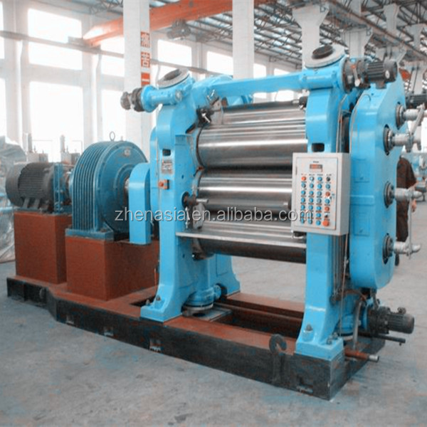 XY-3-300*800 Three-roll rubber calender/rubber calender for rubber mixer/rubber calendering machine