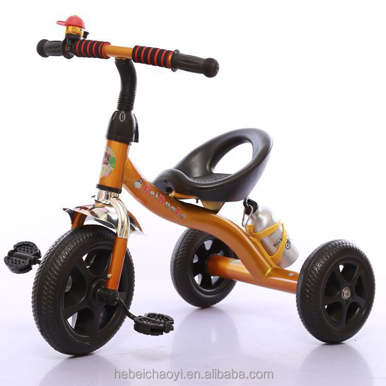 2016 new children's tricycle baby Tricycle with kettle / children's car wholesale tricycle