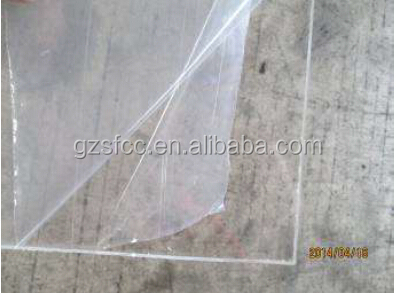acrylic / plexiglass transparent plastic glass sheet