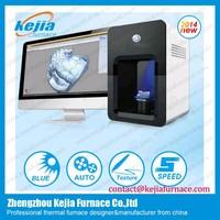 Blue light 3D scanning machine for Dental CAD CAM