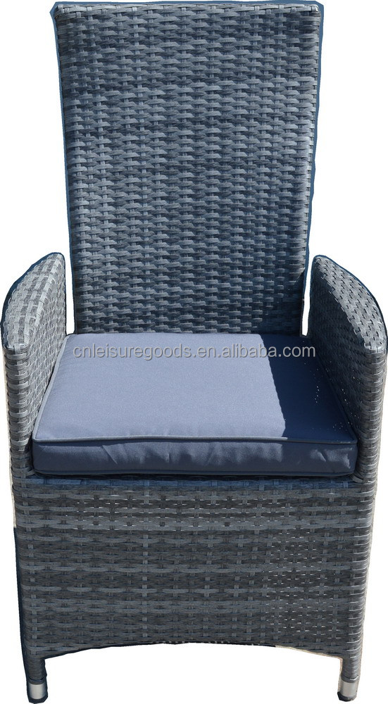 Uplion DSC1503 Wicker Modern Outdoor Rattan Chair