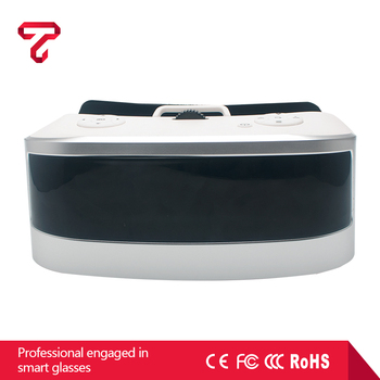OEM VR 3D Virtual Reality VR Case 3d vr glasses