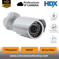 1mp ip bullet cctv camera outdoor security systems 720p wifi camera