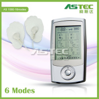 portable electronic tens ems pulse muscle stimulator