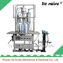 secure set foam price filling machine