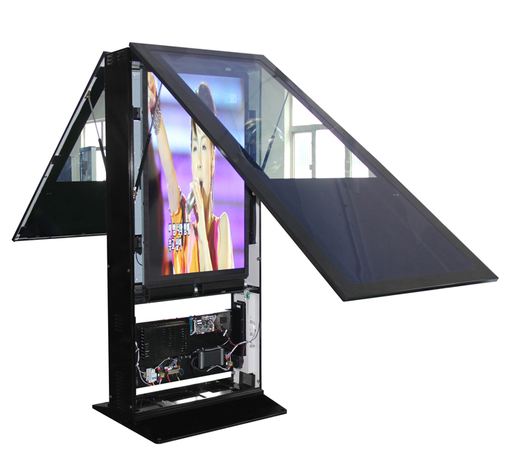 High Quality & Best Price outdoor totem touch screen monitor digital signage price lcd advertising display kiosk