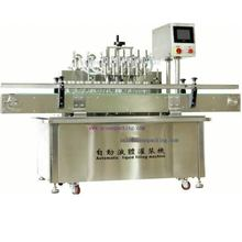 2014 new products vertical sticky liquid filling machine
