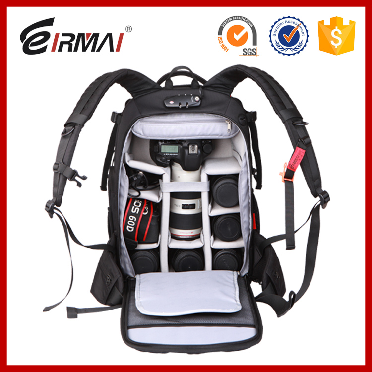 Waterproof and Tear Proof Durable Portable DSLR Camera, Lens & Accessories Bag