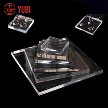 Low price latest best selling clear acrylic block