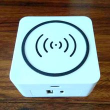 Compatible All In One Cell Phone QI Wireless Fast Charger For Samsung galaxy