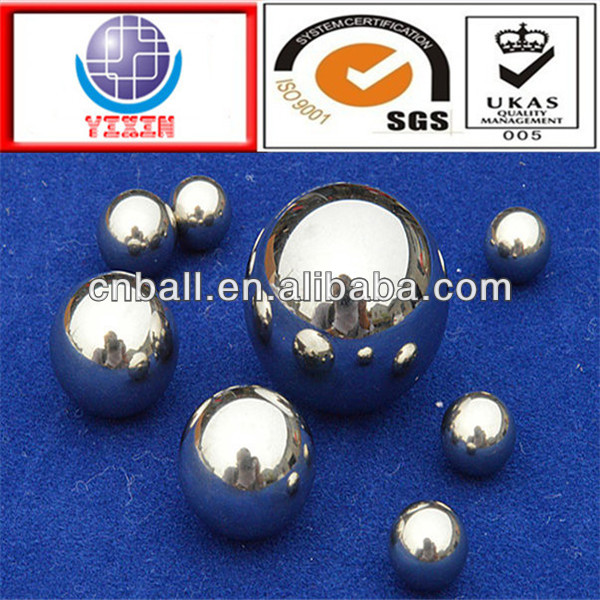 Newest latest 63.5mm stainless steel ball joint
