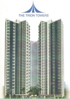 Trion Towers Fort Bonifacio Condo Philippines