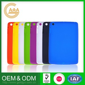 Best Selling Oem Colorful Cute Design Silicone Protective Case For Kids Children Tablet