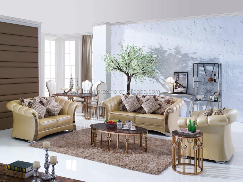 C 506 italian style divan sofa wooden set living room for Divan 506