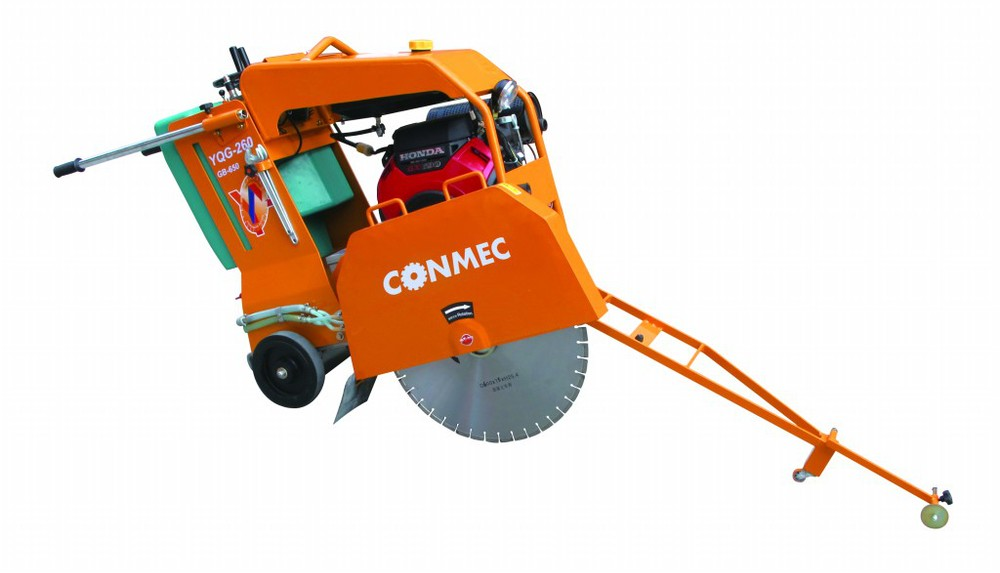 CONMEC Asphalt Concrete Cutting Machine(CE Certificate) with Honda Engine,Flooring Cutter