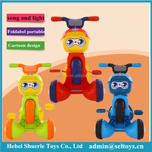 New design children pedal tricycle trike