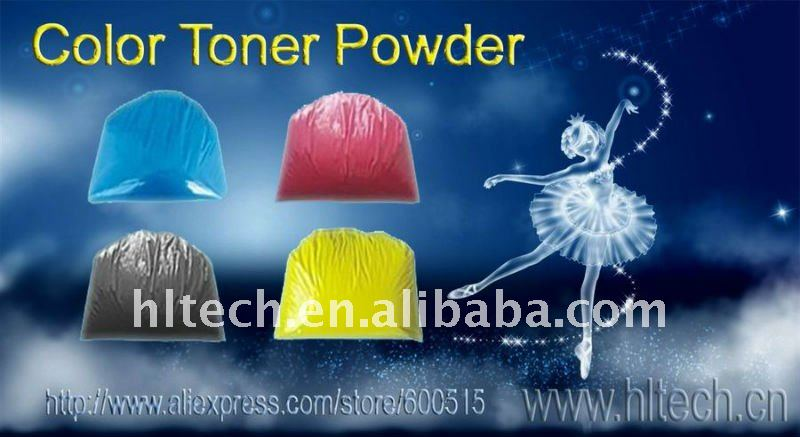 TOP Quality !!! Xerox Phaser 6130, Dell 1320c, Epson AC C1100/CX11/21 compatible color toner powder Japan Powder