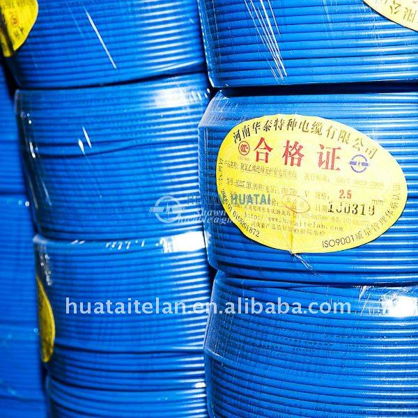 CE approved electrical wire 6mm