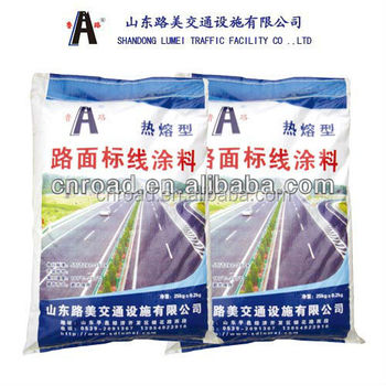 Thermoplastic Paint, Thermoplastic Material, Road Marking Material