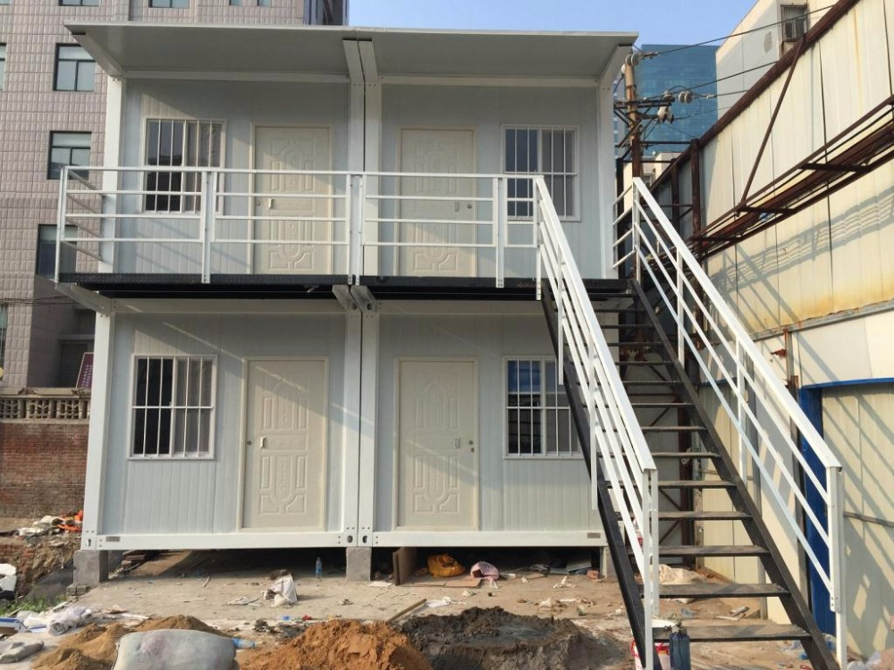 Smart Economic/Easy Installation Functional Container House