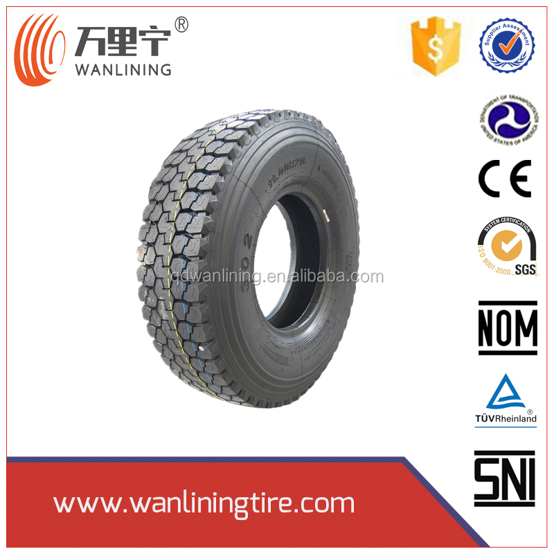 famous brand truck tire new tire managfaturer in china 285/75R22.5 205/75r17.5