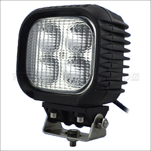 New 40w car led tuning light/led work light, 12v 24v 40w led work light