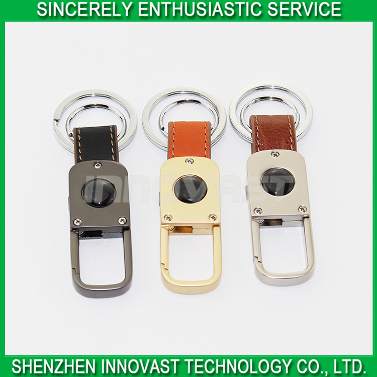 ECO Keychain Bluetooth Keyfinder Metal keyfinder with Customized Logo