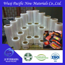 High quality transparent multi layers co-extruded high barrier PA/EVOH/PE films for food packaging
