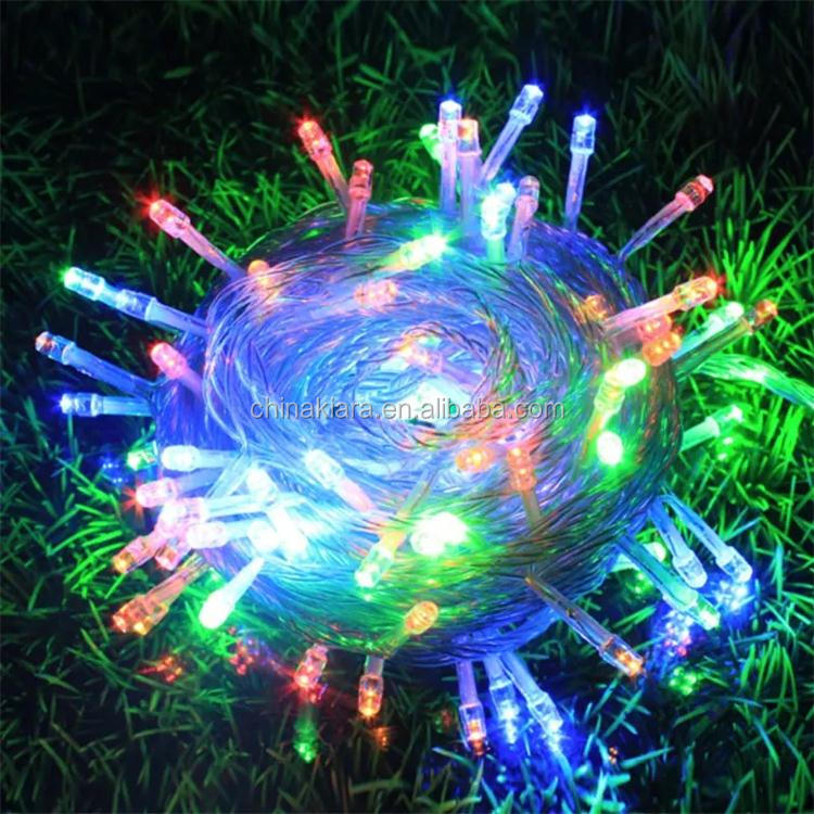 High Quality Christmas Decoration 100 Led Twinkle Fairy Light