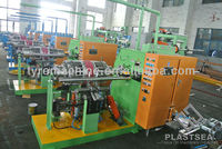Motorcycle/Cycle Tyre making Machine