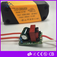 Led rubycon capacitor high quality power supply 40w waterproof led driver