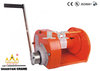 3000 LBS hand winch with strap/cable, Capstan made in China