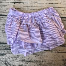 Wholesale Layered Ruffle Bloomers Boutique Infant toddler baby clothing tutu bloomers