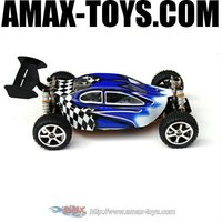 1/10 scale 4WD Nitro Off-Road buggy