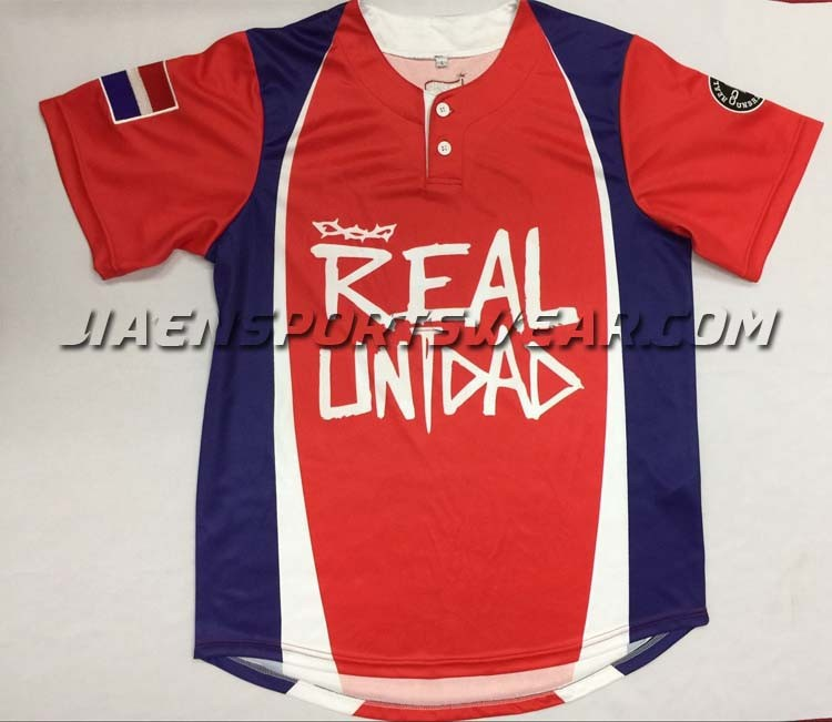 new design custom blank baseball jersey button down baseball jersey mens sublimated baseball jersey