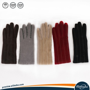 Warm Winter Touch Screen sport cashmere Gloves For Smart Phones