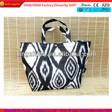 Fashion cultural element printed shopping/tote bag