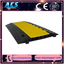 ACS Hot Sale 5 Channel Rubber Cable Protectors/Cable Cover