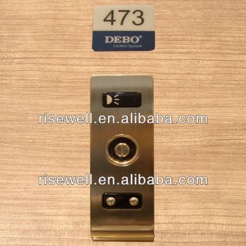 electronic locker lock/compact locker