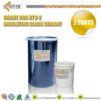 DS 886 Two Component Insulating Glass Silicone Sealant