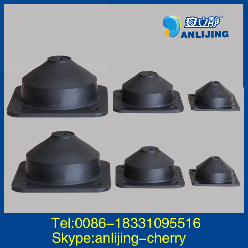Rubber Shock Absorber Vibration Isolator Mounts