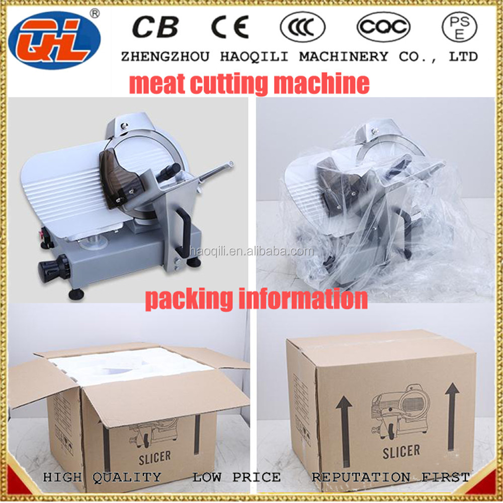 vegetable potato chips cutting machine small size frozen meat slicer beef slicer