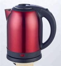 hot Sales kitchen appliance 1.8L automatic electric <strong>water</strong> boiled stainless steel electric kettle