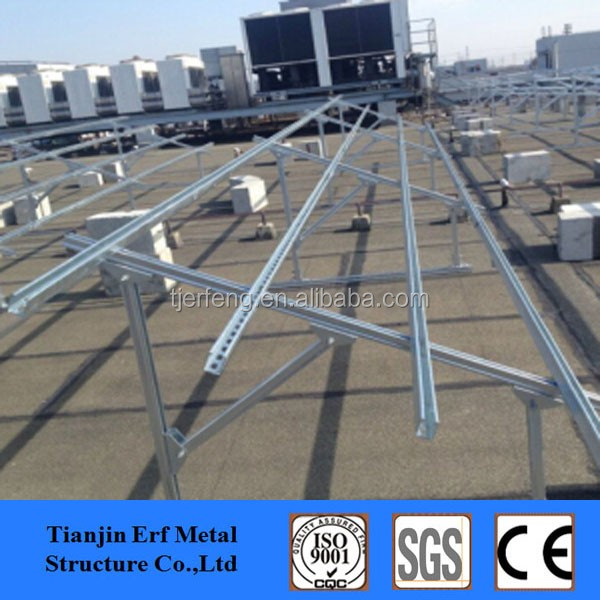 Solar Bracket Roof Solar Mounting Bracket Solar Panel Mounting Structure